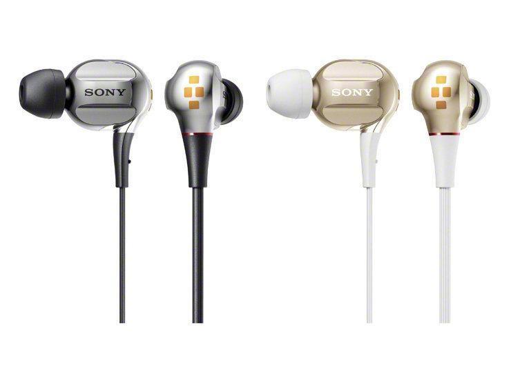 金色現貨 SONY XBA-40 平衡電樞立體聲耳機 全音域+低音喇叭+高音喇叭+重低音喇叭