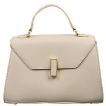 【THE SUIT COMPANY:バッグ】◆【destyle】サフィアーノ調型押し サブバッグ付きハンドバッグ◆