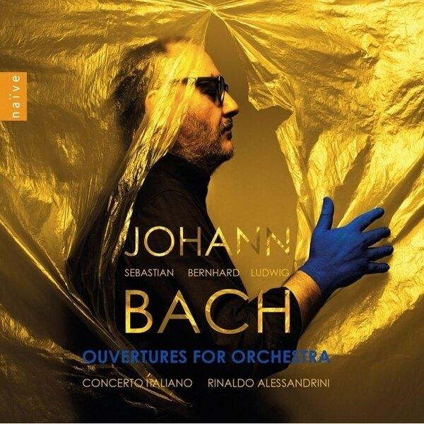 【停看聽音響唱片】【CD】阿列山德里尼/J.S,伯恩哈德,路德維.巴哈:管絃樂序曲集