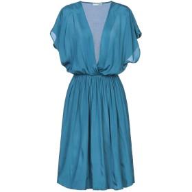 《セール開催中》RELISH レディース ミニワンピース&ドレス ディープジェード XS レーヨン 100%