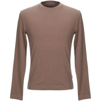 《セール開催中》KOON メンズ T シャツ カーキ M コットン 90% / ポリウレタン 10%