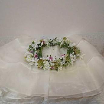 花冠とリースレット