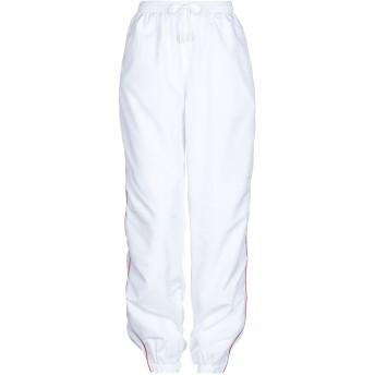《セール開催中》BURBERRY レディース パンツ ホワイト XS ポリエステル 100% / キュプラ