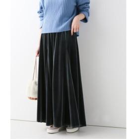 [マルイ]【セール】レディススカート(ベロアイージースカート)/スローブイエナ(SLOBE IENA)