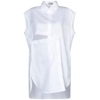 《セール開催中》MRZ レディース シャツ ホワイト S コットン 100%