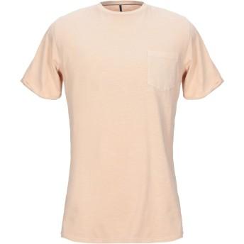 《セール開催中》IMPURE メンズ T シャツ ローズピンク L コットン 100%