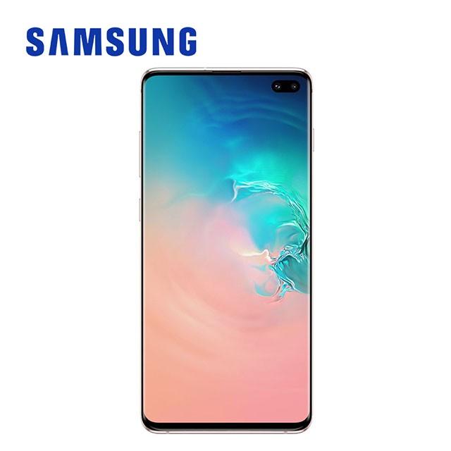 SAMSUNG Galaxy S10+ (12G/1TB) 智慧手機 釉光白