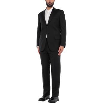 《セール開催中》MAESTRAMI メンズ スーツ ブラック 52 100% バージンウール