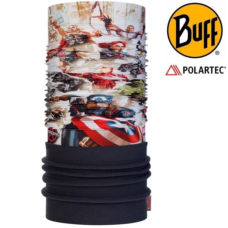 Buff 超級英雄系列 西班牙魔術頭巾 保暖頭巾 Plus 121555-555 復仇者聯盟