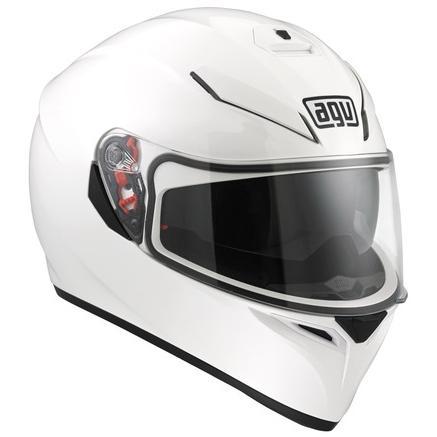 【安全帽先生】AGV K-3 SV K3SV BLACK 素白 全罩 安全帽 內置遮陽片 買就送好禮二選一