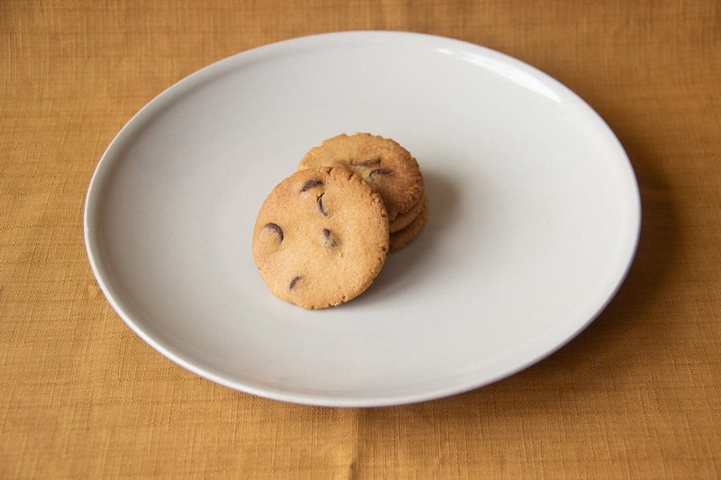 花生巧克力豆餅乾