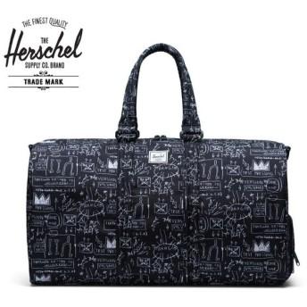 Herschel Supply  ハーシェルサプライ ダッフルバッグ / BASQUIAT バスキア / NOVEL - BASQUIAT BEAT BOP / 10026-03255