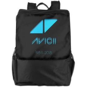 Musician DJ Avicii バックパック リュック 男女兼用 大容量 多機能 リュックサック 旅行 通勤 通学 PC収納 高耐久性