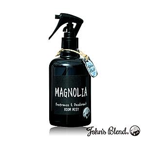 日本John s Blend 香氛除臭噴霧(280ml/瓶)白玉蘭花