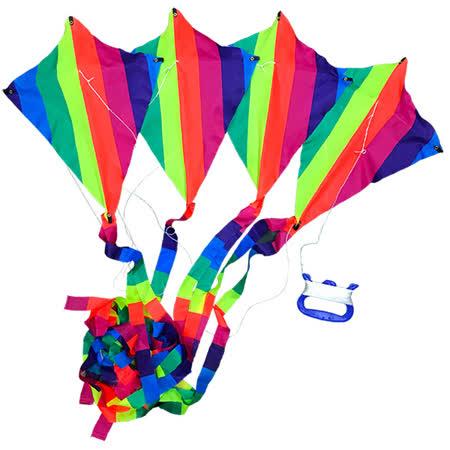 《購犀利》MIT台灣製造-彩色多節串聯風箏 312057