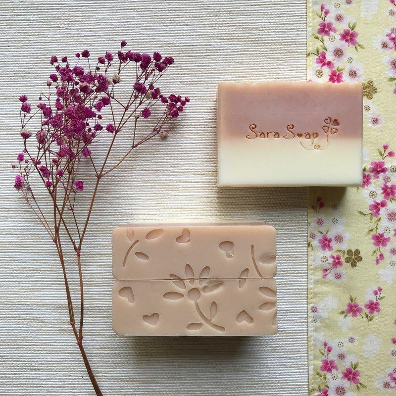 玫瑰苦橙葉 I 冷製手工皂 I 滋潤款 I 敏感 / 乾性肌