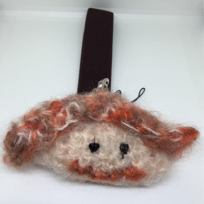 炙燒鮭魚壽司造型手工鑰匙環吊飾(原價590)
