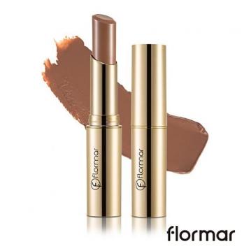 法國 Flormar 危險巴黎 奢華絲絨唇膏 DC21 赤裸 3g