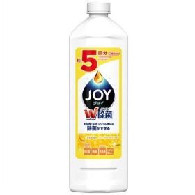 【あわせ買い1999円以上で送料無料】W除菌ジョイコンパクト スパークリングレモンの香り つめかえ用 特大 770ml