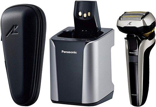 Panasonic【日本代購】松下 電動刮鬍刀 日本製ES-LV9DX