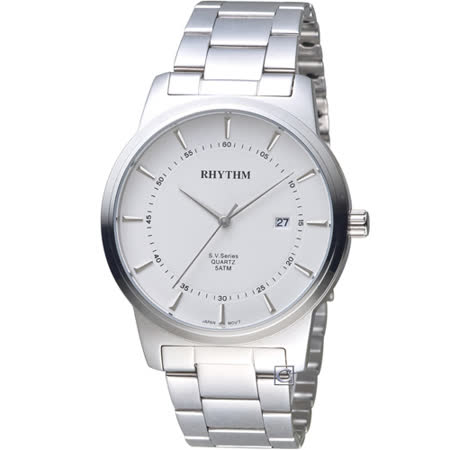 原廠公司貨 具備日期顯示功能 不鏽鋼錶殼、錶帶 料號:GS1601S01
