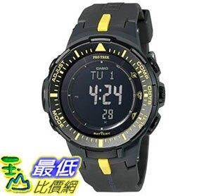 [美國直購] 手錶 Casio Mens PRG-300-1A9CR Pro Trek Triple Sensor Tough Solar Digital Display Quartz Black W