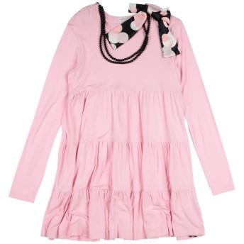 《セール開催中》MISS GRANT ガールズ 9-16 歳 ワンピース&ドレス ピンク 12 レーヨン 93% / ポリウレタン 7%