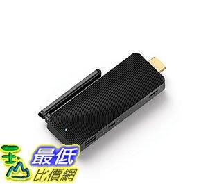 [107美國直購] 電腦棒 處理器 (Intel PC 內含windows 10)Quantum Access Windows 10 Mini PC Stick,Intel Baytrail-T(Qu