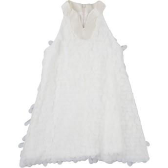 《セール開催中》LA STUPENDERIA ガールズ 9-16 歳 ワンピース&ドレス アイボリー 10 PES - ポリエーテルサルフォン 100% / ポリエステル