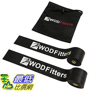[美國直購] WODFitters B00PCSAJYM Floss Bands for Muscle Compression Tack & Flossing, Mobility & Recovery