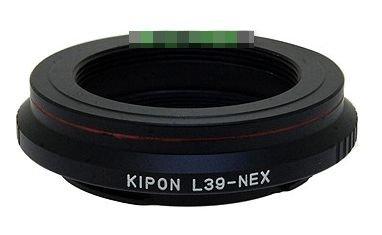 又敗家@KIPON L39-NEX轉接環 M39-NEX接環(適leica徠卡M39鏡頭接到SONY索尼E-MOUNT機身)L39轉NEX鏡頭轉接環 M39轉NEX轉接環 徠卡LTM轉NEX轉接環 L
