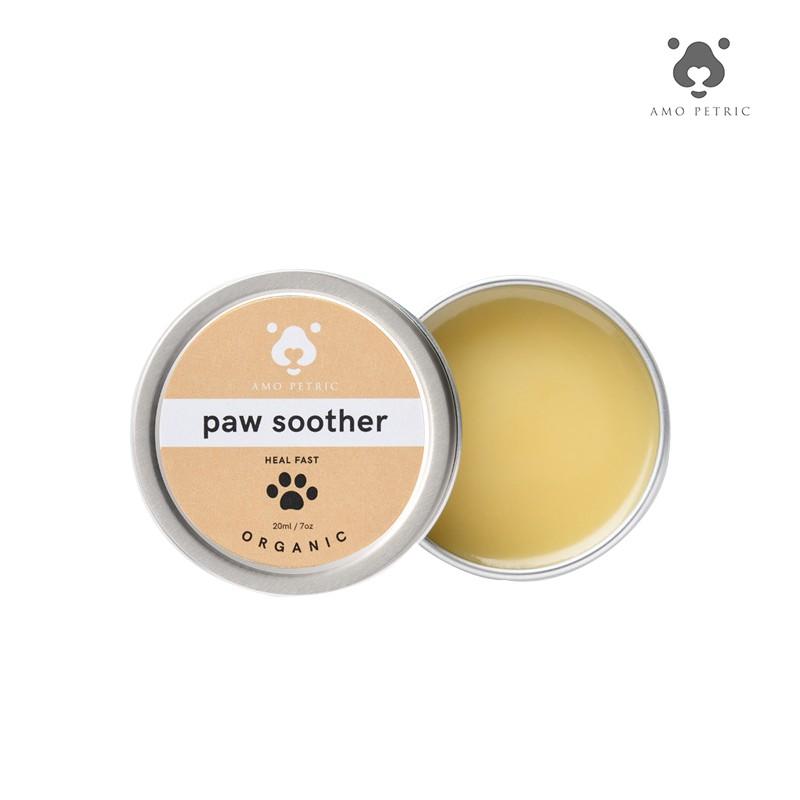 AMO PETRIC 沙棘果潤腳膏 寵物有機護理保養系列 犬貓通用 腳掌 乾燥 乾裂 寵物 護理 犬用 保養 潤腳膏