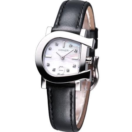 AIGNER 愛格那 經典設計時尚腕錶 A31229