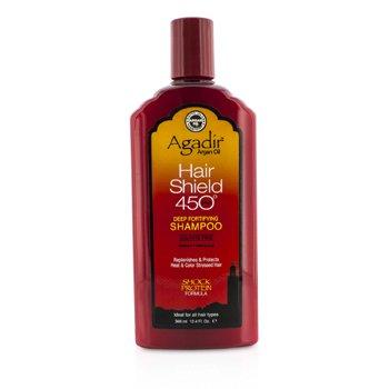 Agadir Argan Oil 艾卡迪堅果油 深層防護洗髮精 - 不含硫酸鹽 (所有髮質適用) Hair Shield 450 Plus Deep Fortifying Shampoo - 所有髮質