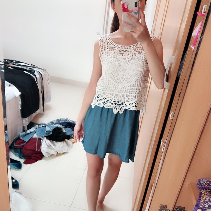 超涼感 套裙