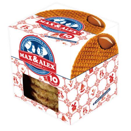 【買一送一】史翠普荷式 焦糖煎餅400g