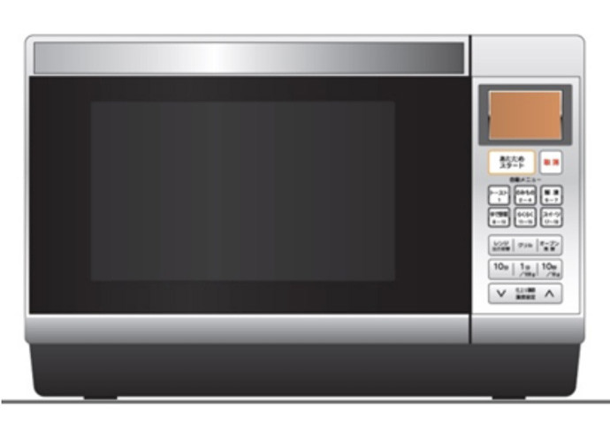 SAMPO 聲寶  28L平台式烘燒烤變頻微波爐  RE-B428PDM