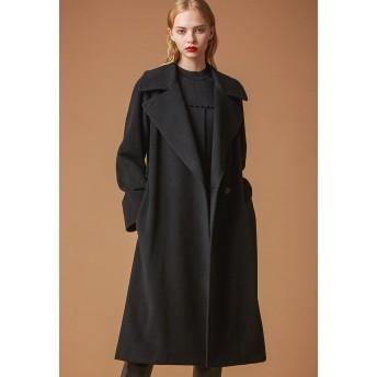 EPOCA 【店舗限定】ベルナデッタウールコート その他 コート,黒