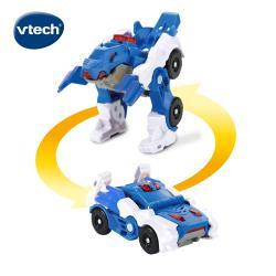 【Vtech】聲光變形恐龍車-鐮刀龍-賽爾