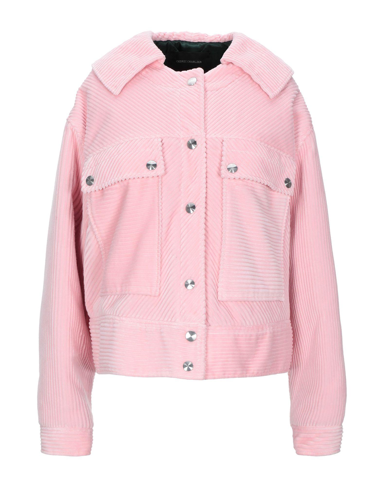 CEDRIC CHARLIER Jackets - Item 41896040
