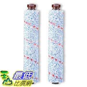 [8美國直購] isinlive 2 Pack Multi-Surface Brush Roll Replacement Compatible Bissell 1868 CrossWave 16086