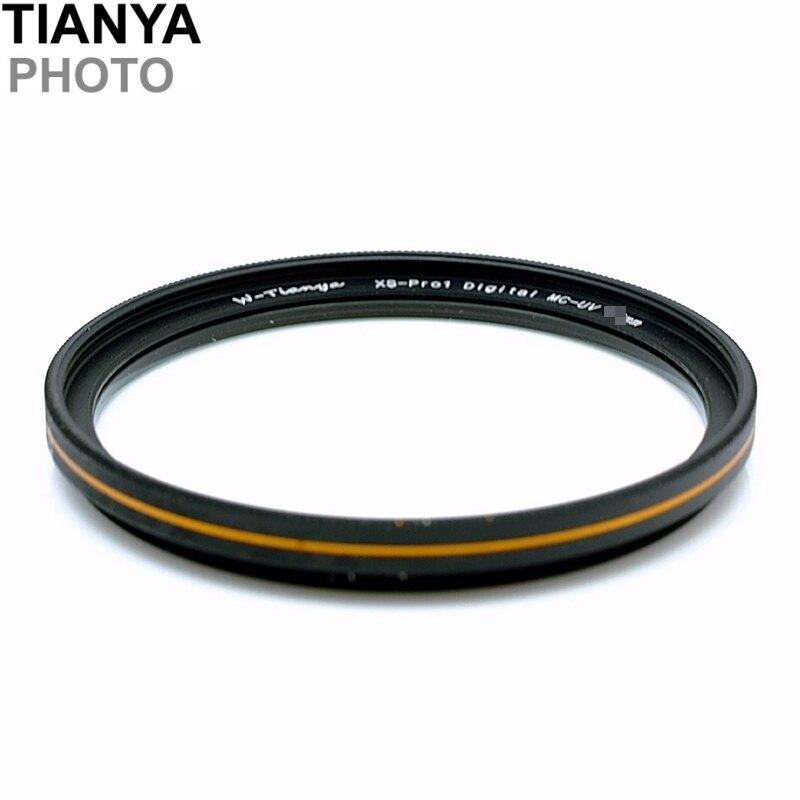 又敗家@Tianya防刮18層多層膜mc-uv濾鏡62mm濾鏡(金邊,防污抗塵,薄框)62mm保護鏡MRC-UV濾鏡mc-uv保護鏡 適Fujifilm富士23mm F1.4 56mm F1.2 55