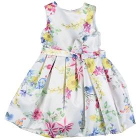 《セール開催中》BYBLOS ガールズ 3-8 歳 ワンピース&ドレス ホワイト 4 ポリエステル 100%