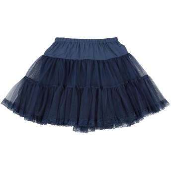 《セール開催中》MONNALISA ガールズ 9-16 歳 スカート ダークブルー 10 ポリエステル 100%