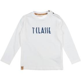 《セール開催中》ALVIERO MARTINI 1a CLASSE ボーイズ 3-8 歳 T シャツ ホワイト 4 コットン 95% / ポリウレタン 5%