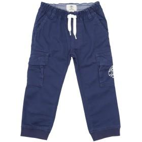 《セール開催中》TIMBERLAND ボーイズ 3-8 歳 パンツ ダークブルー 3 コットン 100%