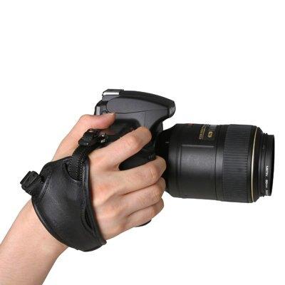 又敗家@韓國製造Matin高級真皮手腕帶M-6743手腕帶(面積大.大底座)相機手腕帶大單眼相機錄影攝影機手脕帶單眼相機手腕帶單眼手腕帶單反手腕帶單反相機手腕帶DSLR手腕帶類單眼手腕帶輕單眼手腕帶微