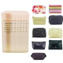 SHISEIDO 資生堂 盼麗風姿抗皺24豐潤柔軟水25mlx6(贈化妝包-隨機出貨)