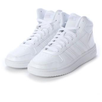ラナン Ranan (adidas)アディフープスミッドスニ (WH)