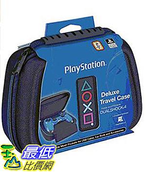 [106 美國直購] RDS Industries Officially Licensed Sony PlayStation Dualshock 4 Deluxe Travel Case - PS4/